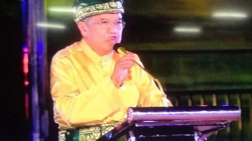 Wapres Jusuf Kalla Tutup Rangkaian Acara MTQN XXVII