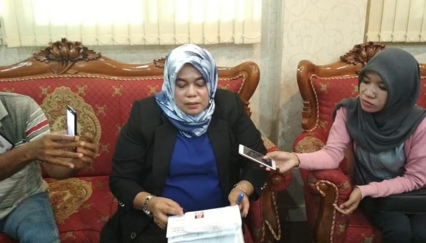 Ketua DPRD Kota Bengkulu Tanggapi Pelaporan Dirinya
