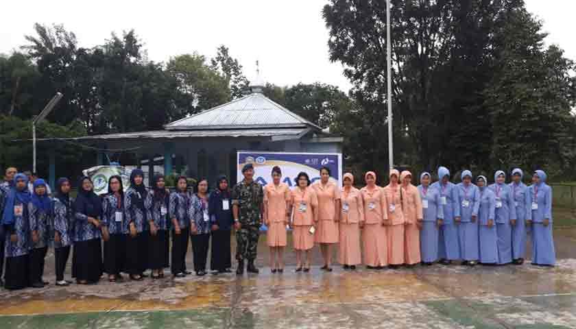 Sebanyak 352 Pelajar Yayasan Angkasa Lanud Soewondo Ikuti Ujian AMSO