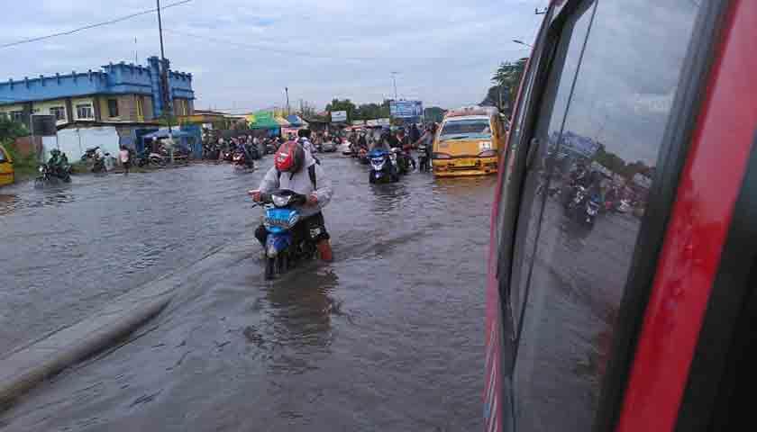 Medan Dilanda Banjir, Hindari Wilayah Ini
