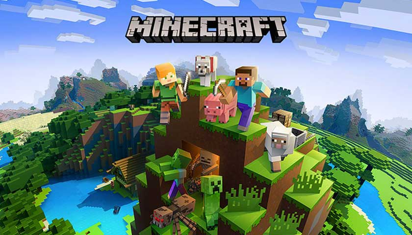 Microsoft Hentikan Dukungan Minecraft di Apple TV