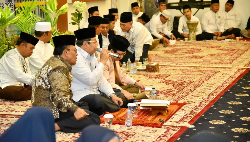 Panitia MTQN XXVII Gelar Doa Selamatan dan Haflah Al-Quran