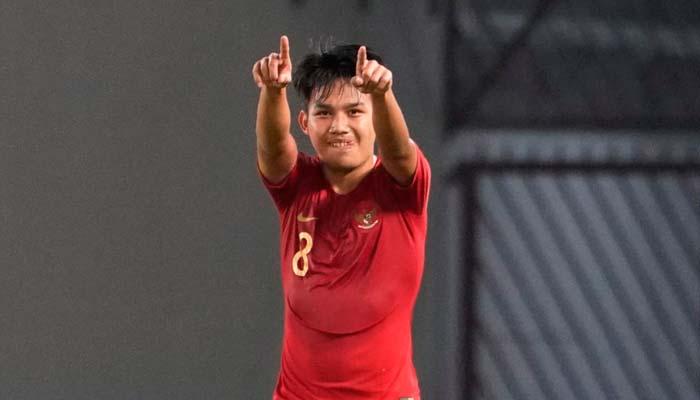 10 Pemain Indonesia Bungkam UEA 1-0