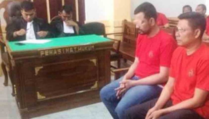 Penyelundup Sabu 100 Kg Dihukum Mati di Medan