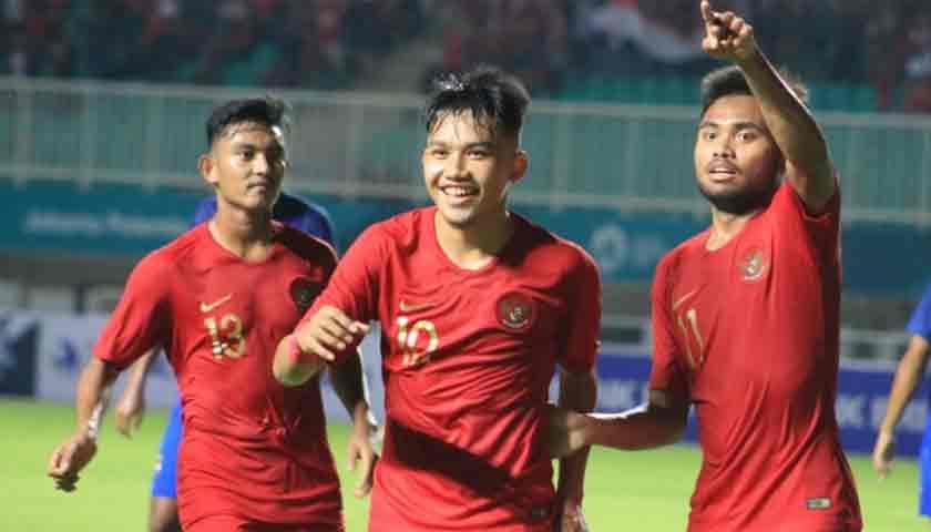 Piala Asia U-19, Timnas Indonesia Taklukkan China Taipei 3-1