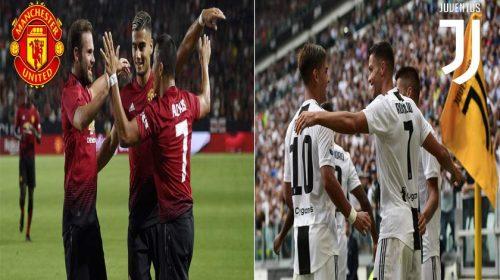 Prediksi Liga Champions Manchester United vs Juventus 24 Oktober 2018
