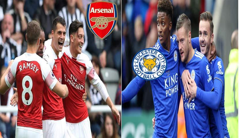 Prediksi Liga Inggris Arsenal vs Leicester City 23 Oktober 2018