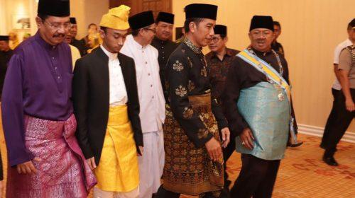 Presiden Jokowi: Melayu Salah Satu Suku Terbesar
