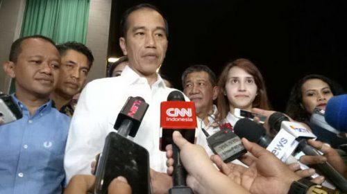 Jokowi Minta Kampanye Dilakukan tanpa Kebohongan