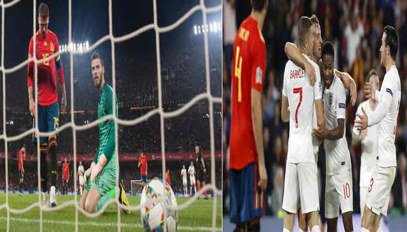 Timnas Spanyol Telan Kekalahan Menyakitkan di UEFA Nations League