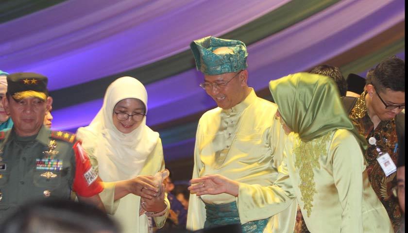 Wali Kota Medan Hadiri Pembukaan MTQN XXVII
