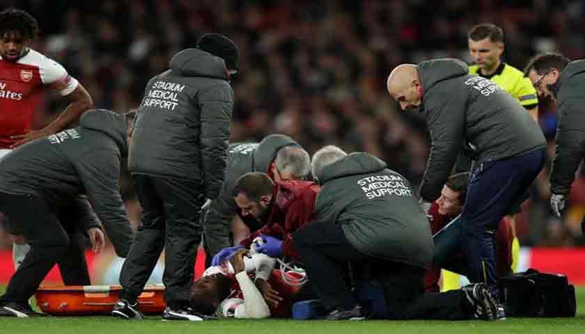 Arsenal Tanpa Danny Welbeck Dalam Waktu Panjang