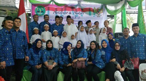 Milangkawa ke- 1 PW Pasundan Sumut, Yohny Anwar: Kita Fokus Bantu Pendidikan
