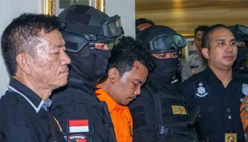 Polisi Bantah Ada Tersangka Lain Dalam Pembunuhan Sekeluarga