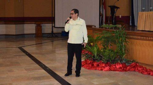 Heri Batangari Nasution Hari: Perlunya Sinergitas Untuk Meningkatkan Kinerja PDAM