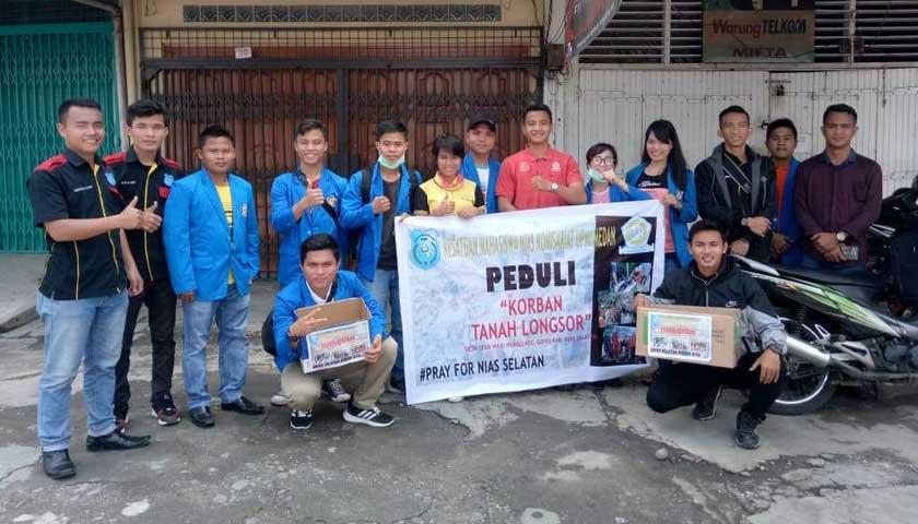 Ketua MN UPMI: Walau Kami di Rantau, Bukan Berarti Tidak Peduli Kampung Halaman