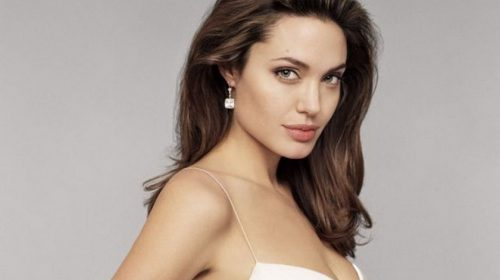 Ternyata Angelina Jolie tak Pernah Naksir David Beckham