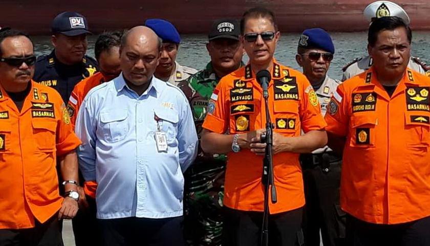Basarnas Pusat Akhiri Pencarian Korban Lion Air