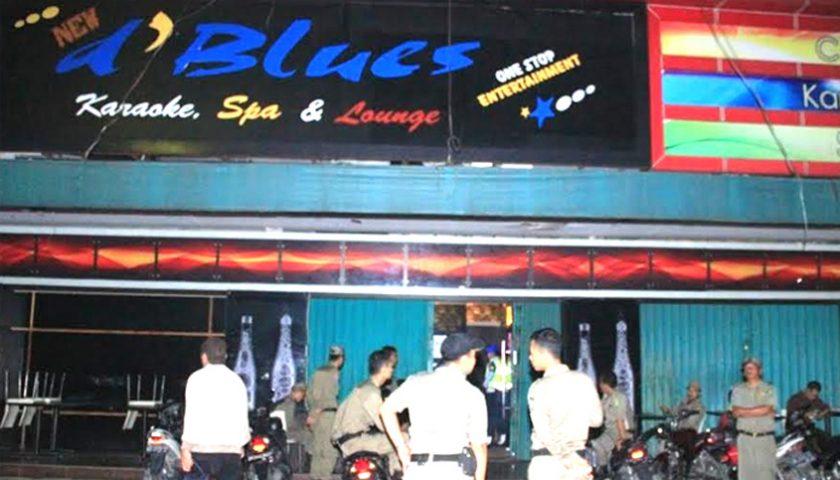 Pemko Medan Diminta Tindak Grand D'Blues Karaoke