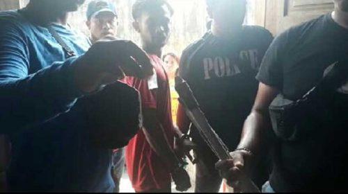 Kampung Narkoba di Klambir V Digrebek, Polsek Helvetia Boyong Dua Pemakai