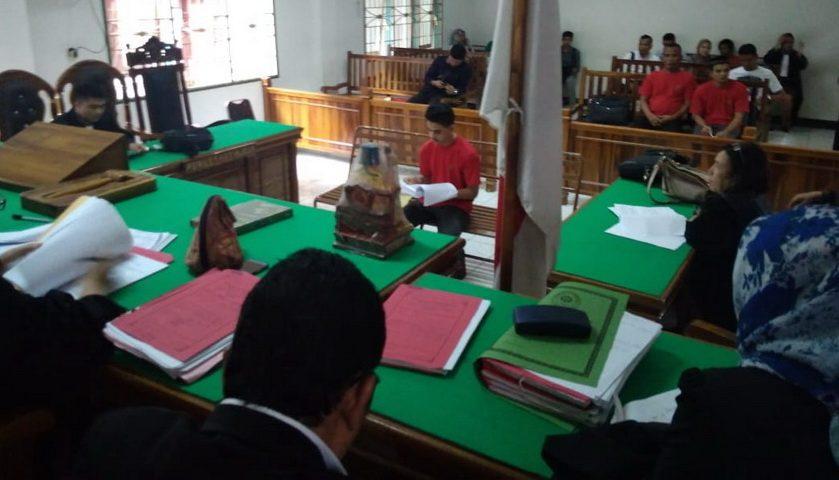 Kurir Sabu dan Ekstasi Lolos dari Hukuman Mati