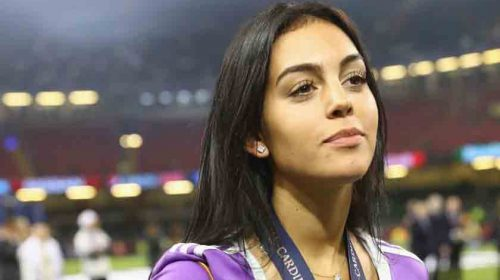 Istri Cristiano Ronaldo Sah Bernama Georgina Rodriguez