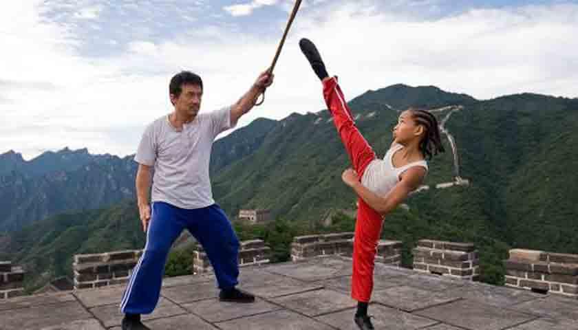 jackie chan the karate kid