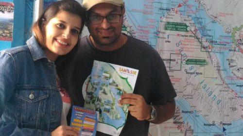 Penerbangan Kuala Lumpur-Silangit Dorong Wisata Danau Toba