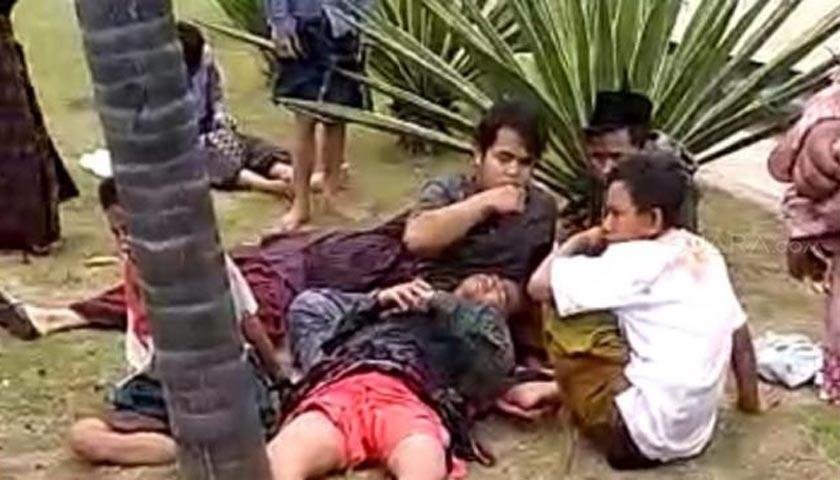 Kecelakaan Maut Santri di Cipondoh, 3 Tewas Ditempat