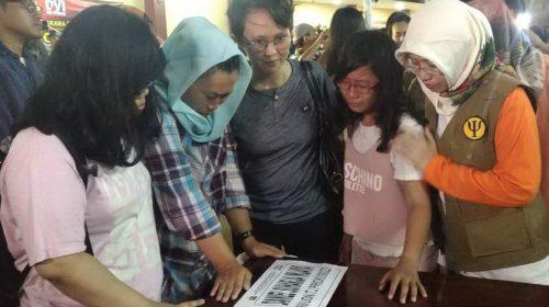 Tim Psikologi Dampingi Keluarga Penumpang Lion Air