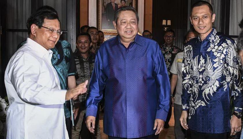 Soal Dukungan Capres, SBY Dinilai Mencoba Realistis