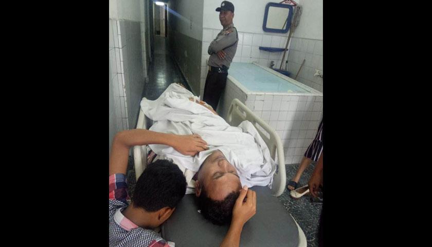 Kena Serangan Jantung, Kanit Reskrim Polsek Medan Area Meninggal di Rumah Sakit