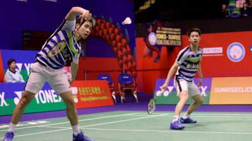 Kevin/Marcus Sabet Gelar Juara Hong Kong Terbuka 2018