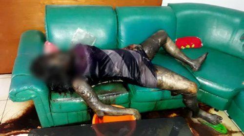 Warga Medan Timur Heboh, Mayat Wanita Membusuk Ditemukan Tergeletak di Sofa
