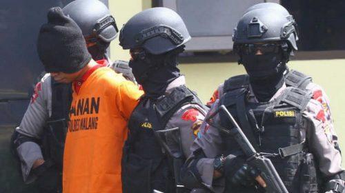 Penyerang Pos Lantas Adalah Mantan Polisi Rekrutan Napi Teroris