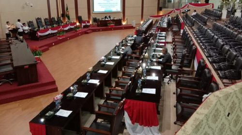 Paripurna DPRD Medan Kembali Molor