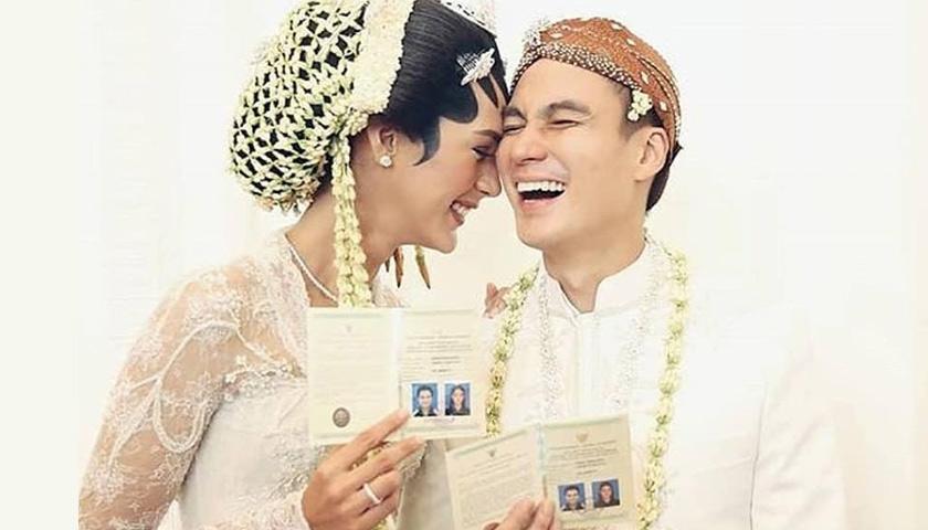Paula Verhoeven Resmi Jadi Istri Baim Wong, Ini Biodata Lengkapnya!