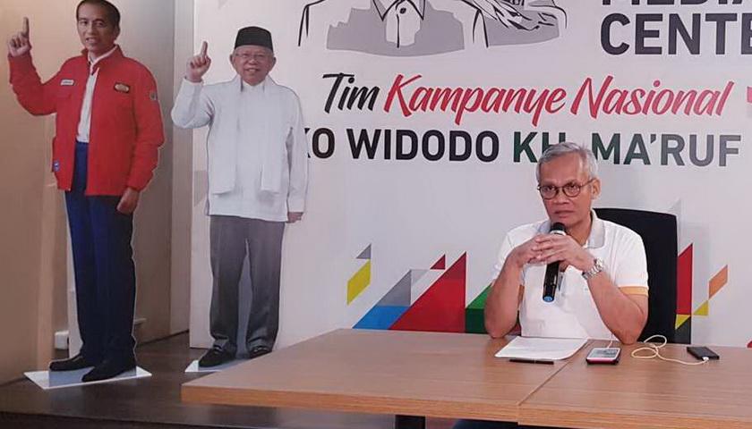 Jangankan Ahok, Rizieq dan Munarman Juga Boleh Masuk PDIP