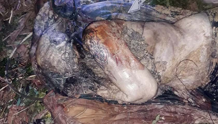 Polisi Sudah Kantongi Identitas Pembunuh Pria Bertato di Patumbak