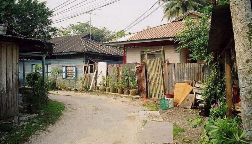 Ternyata di Singapura Masih ada Desa Tradisional