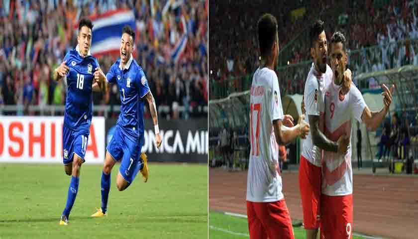 Piala AFF 2018 – Prediksi Thailand vs Indonesia 17 November 2018