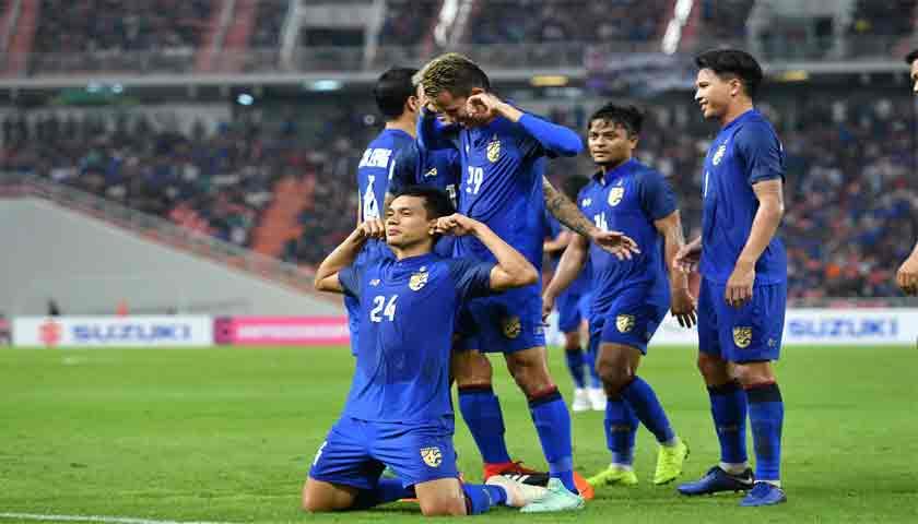 Thailand Terlalu Tangguh, Timnas Indonesia Menyerah 4-2 di Piala AFF 2018