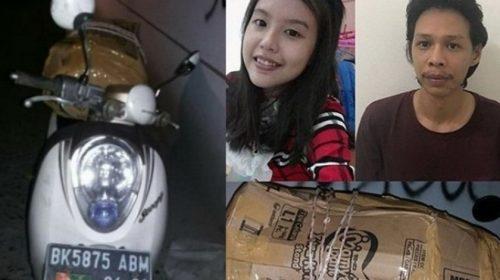 Perkara Pembunuhan Wanita Dalam Kardus Dilimpahkan ke PN Medan