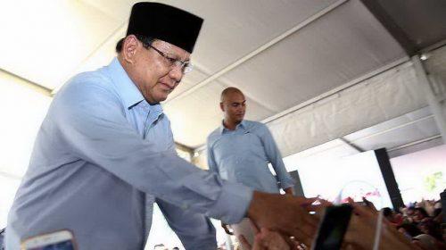 Prabowo: Kita Telah Meninggalkan Kaidah UUD 45