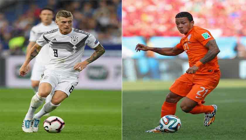 Prediksi UEFA Nations League Jerman vs Belanda 20 November 2018