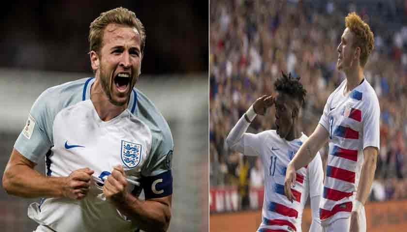 Prediksi UEFA Nations League Inggris vs Amerika Serikat 16 November 2018