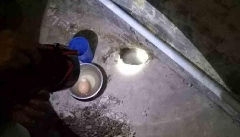 Rumah Bau Belerang di Langkat, Fenomena Apa Ini