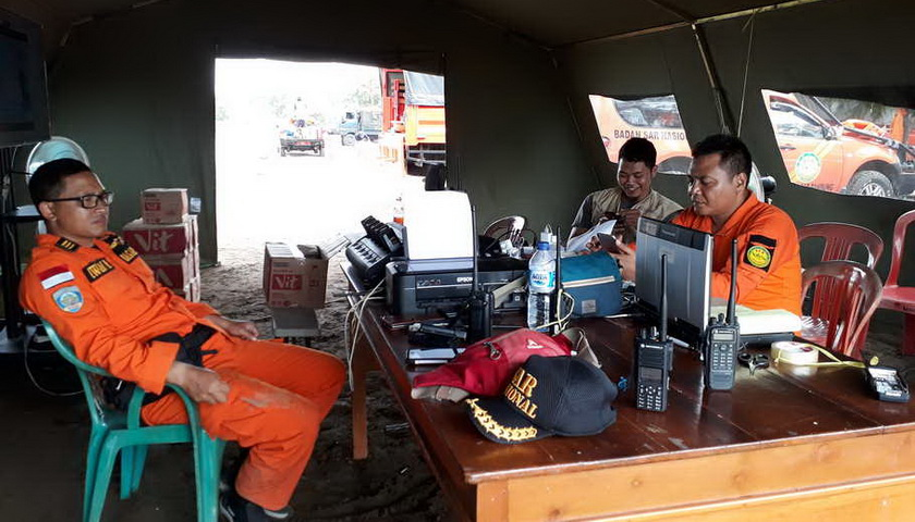 Tim SAR Jabar Tambah 3 Hari Pencarian Korban Lion Air