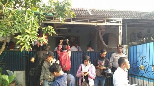 Sekeluarga Tewas Dibunuh, Diperum Nainggolan, Istri Boru Ambarita dan 2 Anaknya Meregang Nyawa