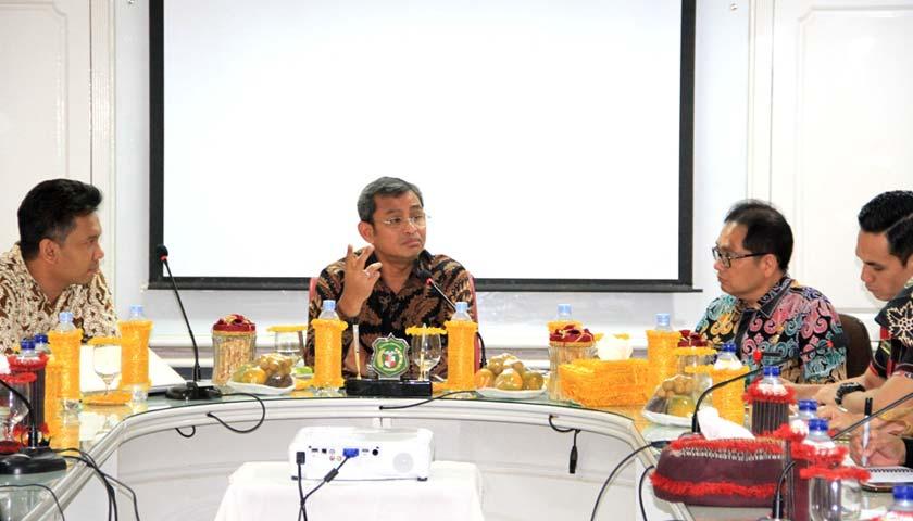 Setda Kota Medan Desak Dirut RSUD Pirngadi Evaluasi Manajemen